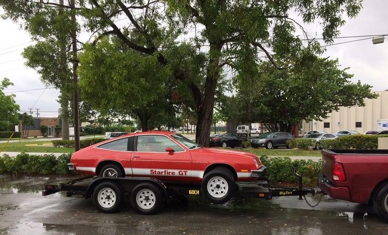 1980 Oldsmobile Starfire GT sold on ebay