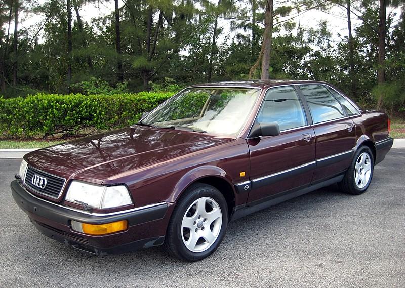 1990 Audi V8 Quattro