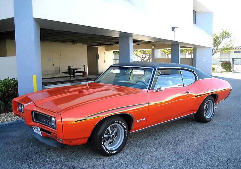 1969 Pontiac GTO Turbo Charged