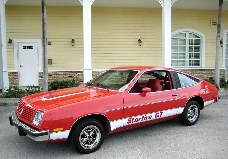 1980 Oldsmobile Starfire GT