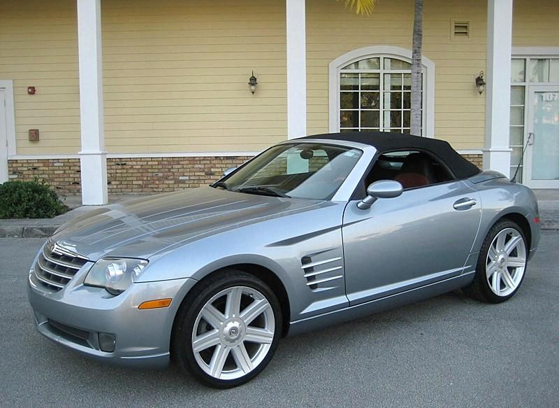 2007 Chrysler Crossfire Roadster