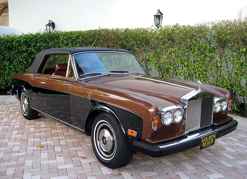 1978 Rolls Royce Corniche