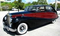 1955 Silver Wraith