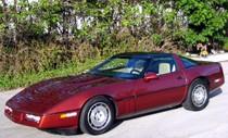 1986 Chevy corvette