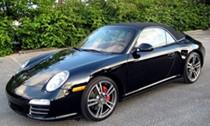 2011 Porsche C4s Convertible