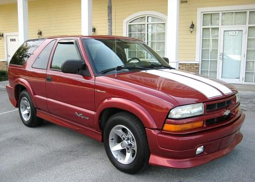 2004 Chevy Blazer Xtreme