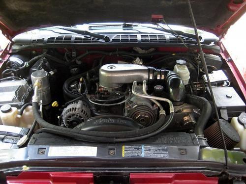 Wynjammer Supercharger 4.3 V6