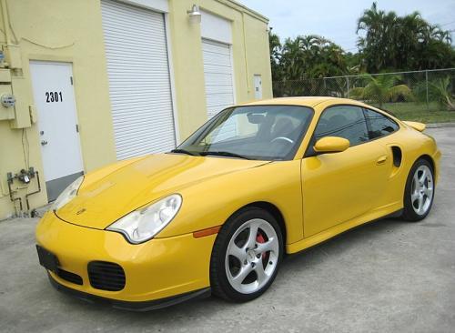 2003 Porsche Turbo