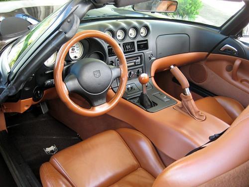 Viper Steering wheel