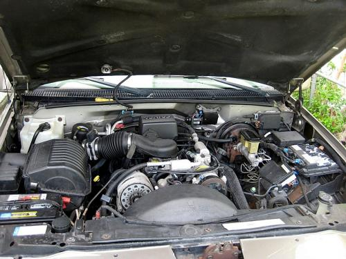 Cadillac Escalade 5.7 V8 Engine