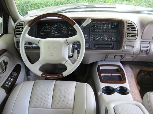 Cadillac Escalade Steering Wheel