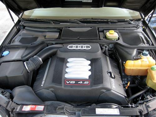 4.2L Audi S8